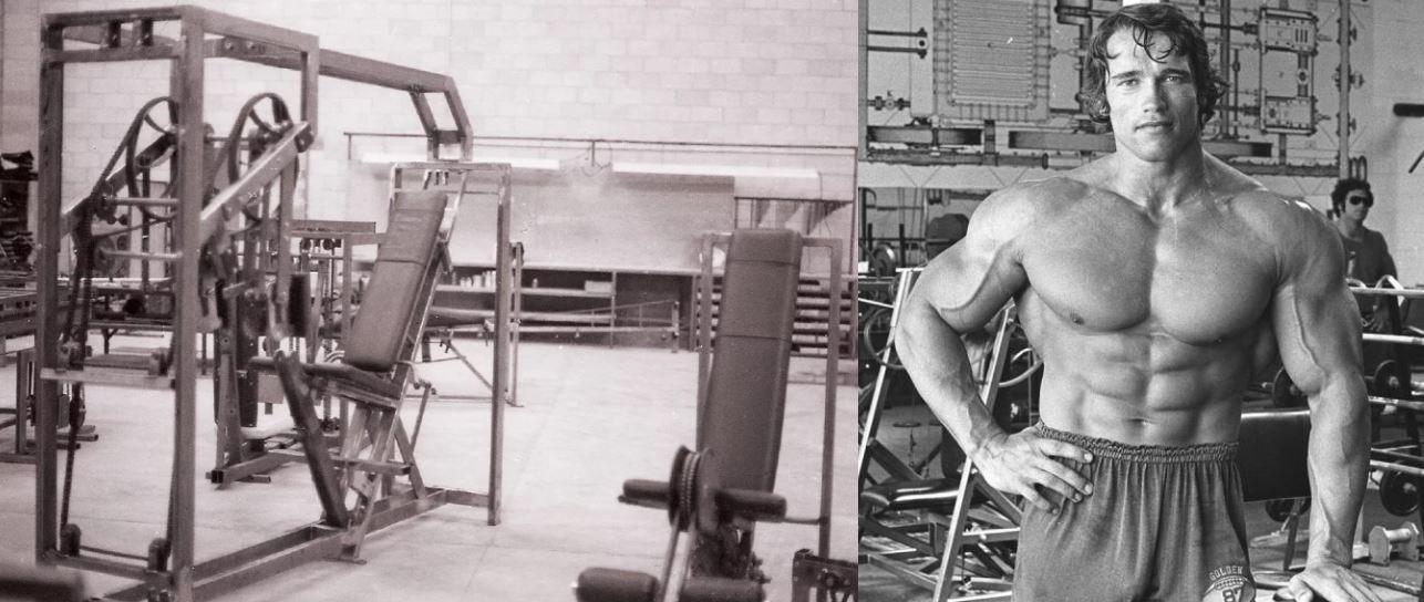 Джонс изобрел серию  тренажеров «Наутилус»