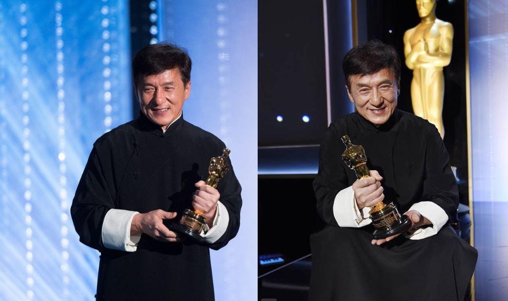 Награды Джеки Чана