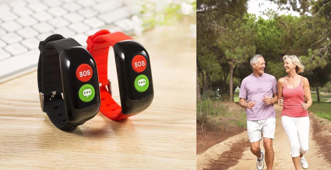 Фитнес-браслет для пожилых