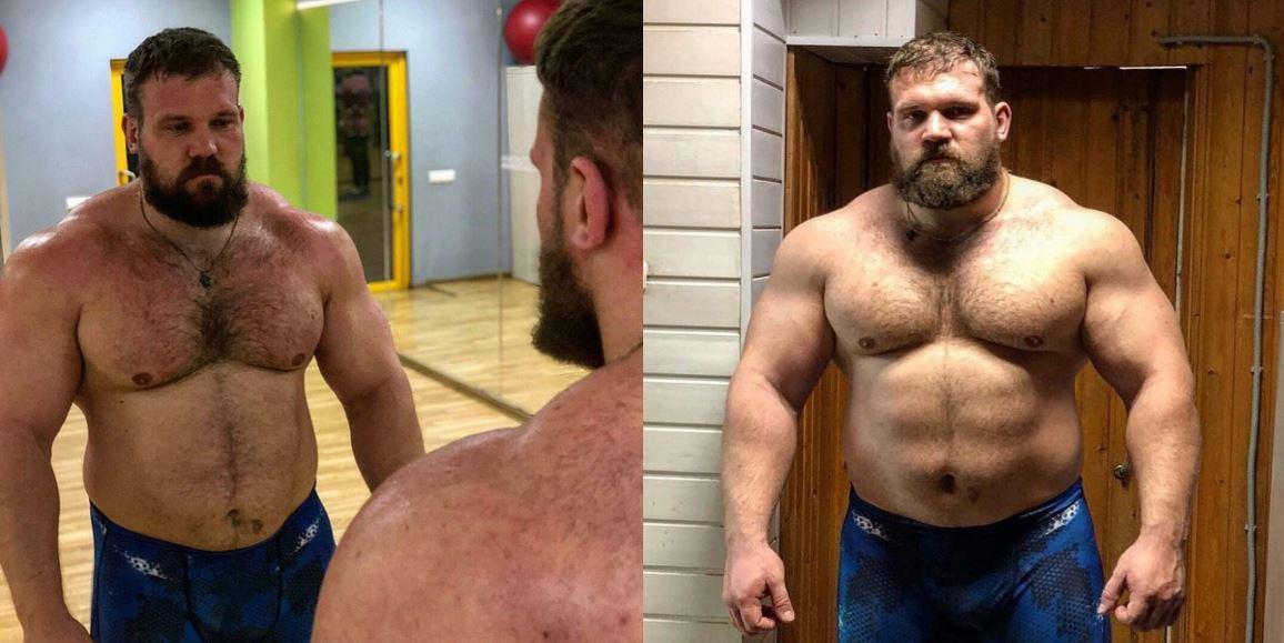 Тренировки Кирилла Сарычева