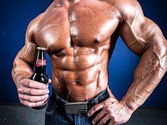 Алкоголь и тренировки