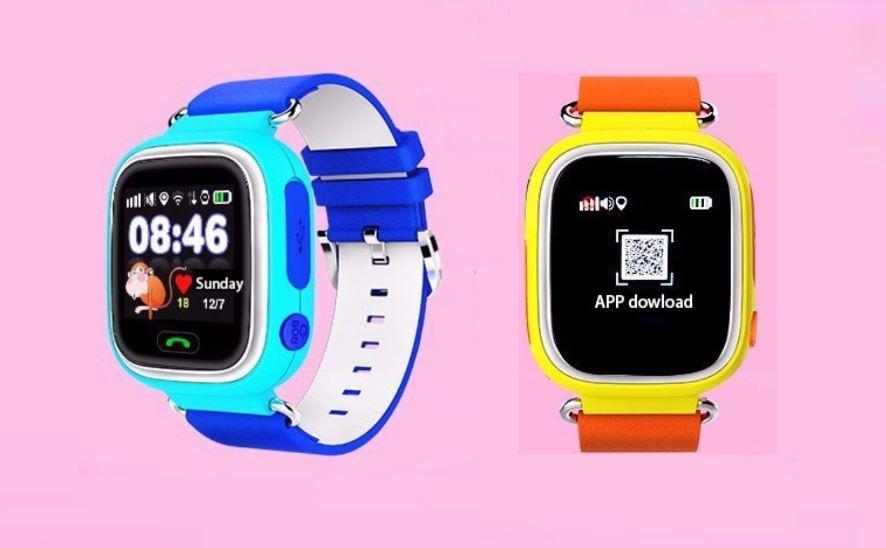 Смарт часы Vwar Q90