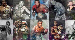 Тренировки чемпионов по боксу. Boxing Champion Training
