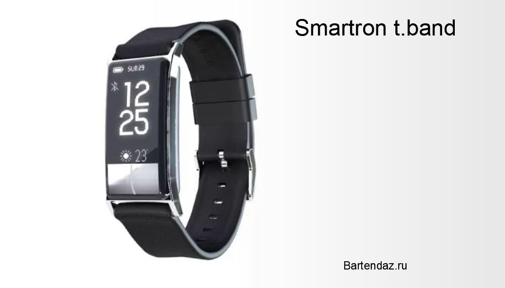 Браслет Smartron t.band