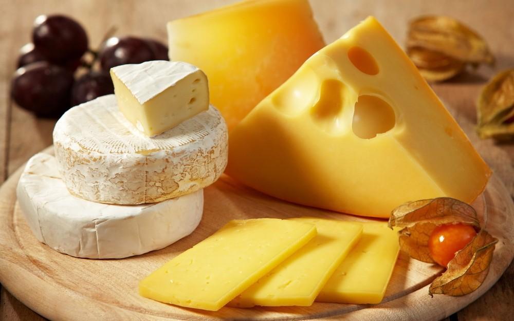Сыр. Здоровые сосуды