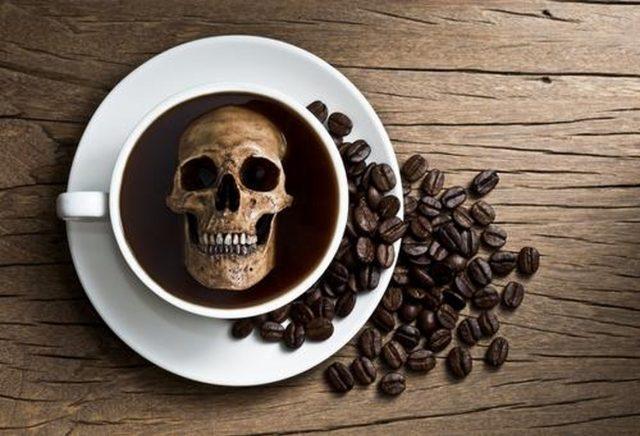 Доказана вредность кофе для мужчин