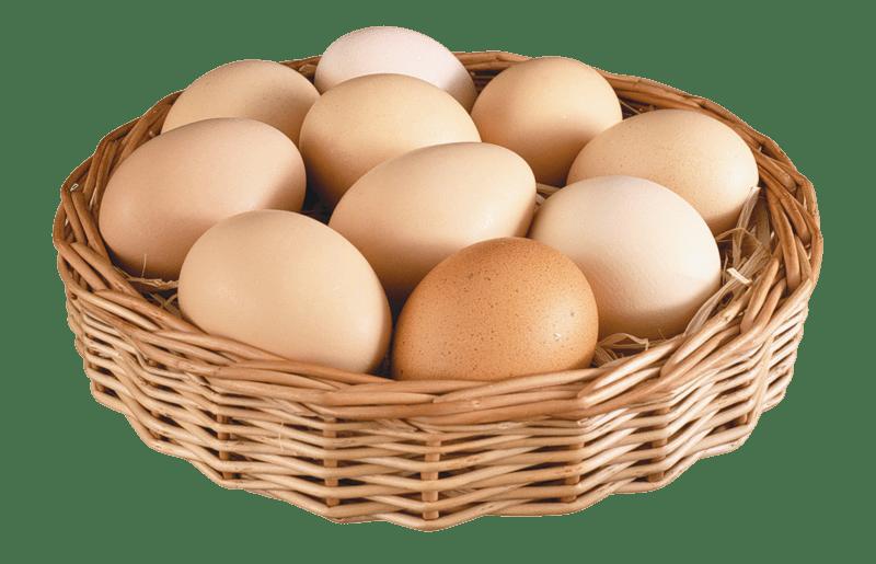 Яйца. Продукты для роста мышц