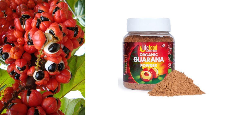 Гуарана – энергетик нового поколения
