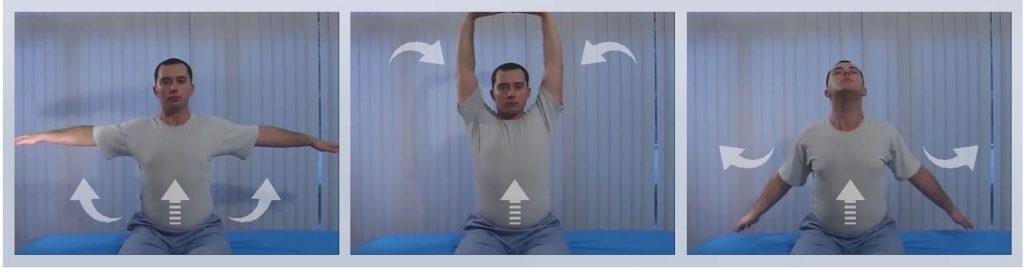 Подготовка к упражнениям