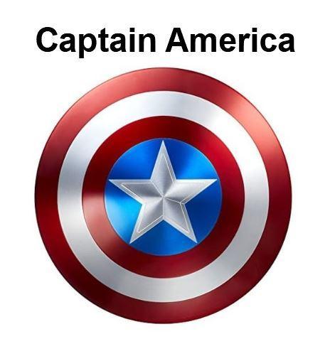 Тренировка Капитана Америка