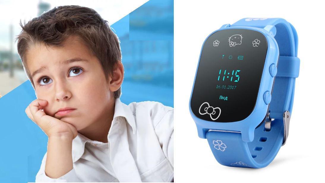«Мегафон» для детских смарт часов