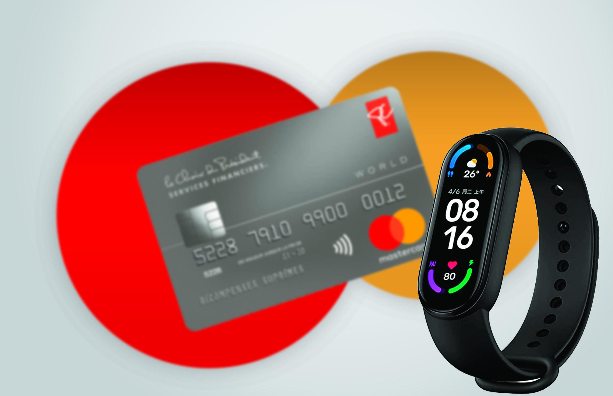 NFC Xiaomi mi band 6