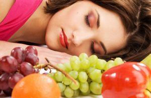 Продукты, которые помогают уснуть