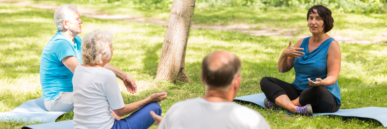 Комплекс упражнений оздоровительной дыхательной гимнастики Стрельниковой