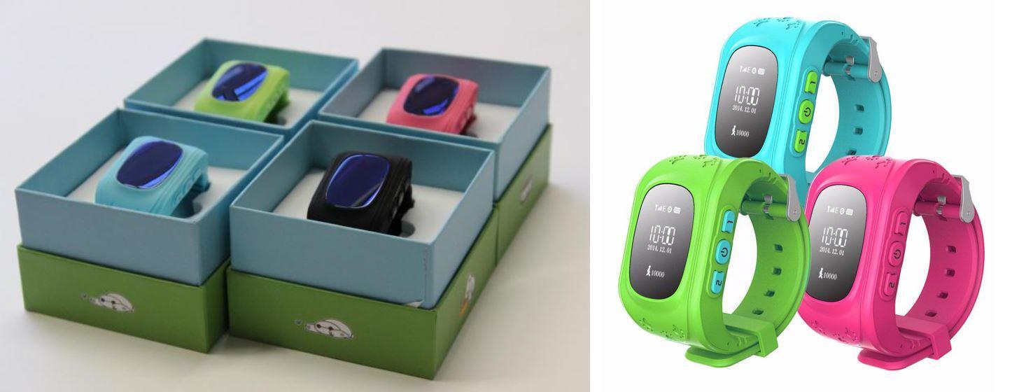 Смарт часы Smart Baby Watch Q50