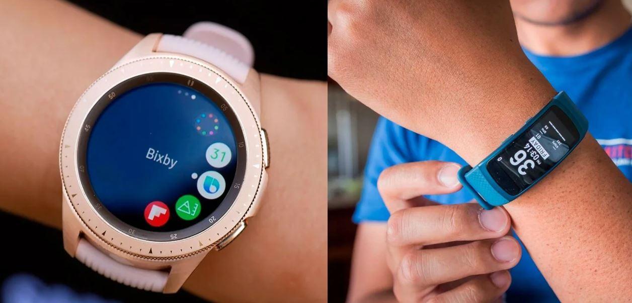 Фитнес часы и браслеты