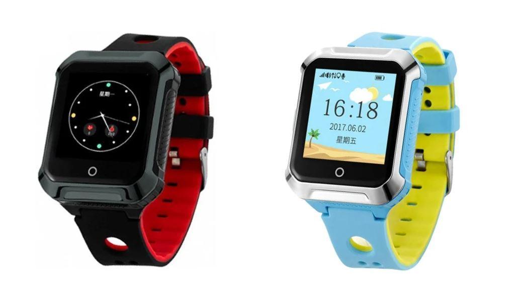 Смарт часы Smart Baby Watch W10