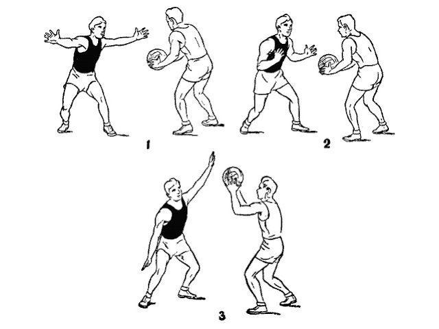 стойка в баскетболе