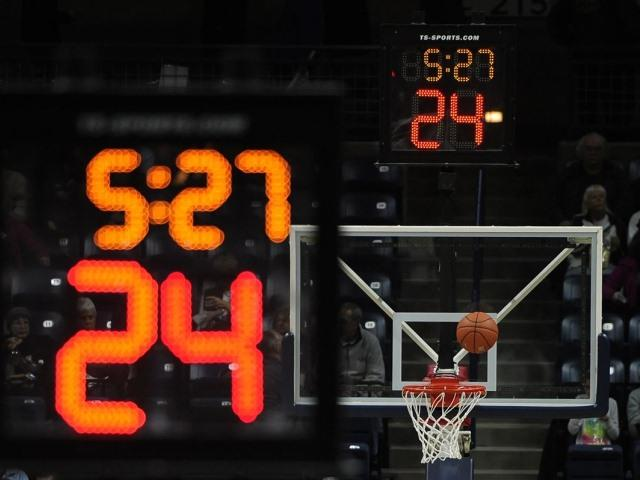 тайм в баскетболе