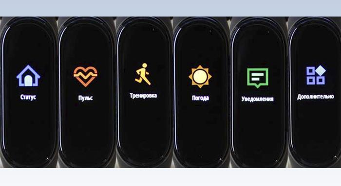 Характеристики и функции Xiaomi Mi Band 4