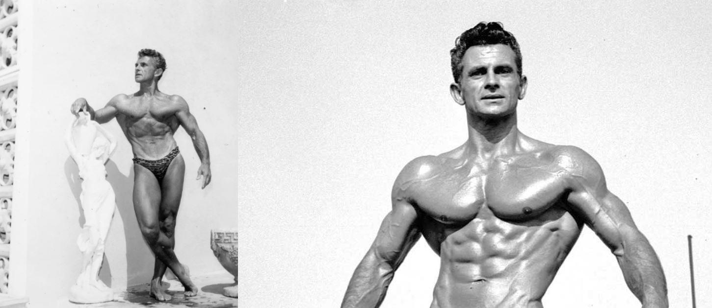 секреты наращивания мышц от Винса Жиронды